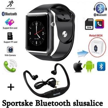 Smart Watch A1 - Pametni Sat -Mobilni Telefon - Kragujevac