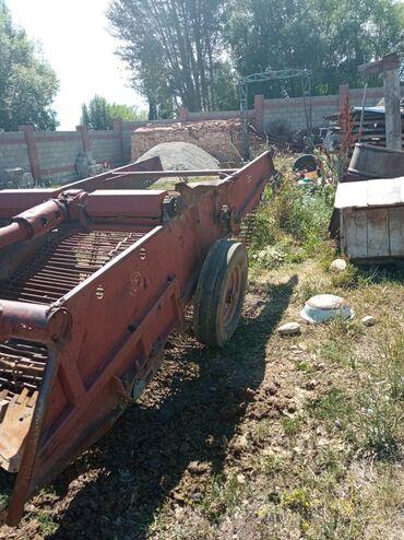 Транспорт - Кызыл-Суу: Продаю картофеле копалку (прицепная)