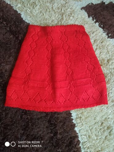 Pletena jaknica - Srbija: Pletena suknjica