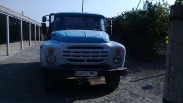 Su nəqliyyatı - Azərbaycan: Su maşını iLi 1988, yanacaq növü ( qaz ve benzin) 8 ton su tutumu
