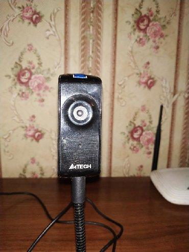 Veb-kameralar Azərbaycanda: Веб камера 4tech. Четкое изображение и очень удобная. Ватсап есть