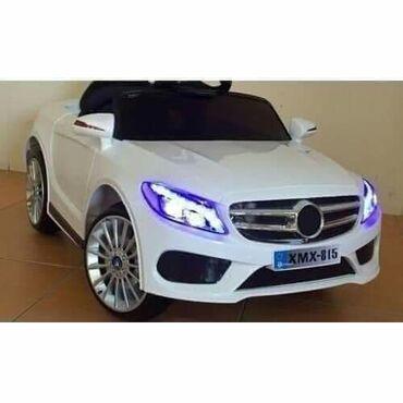 Auto na akumulator - Srbija: ♀️ Osvojio srca stotine mališana♀️Dečiji auto Mercedes C200 na