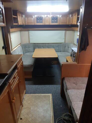 Очень комфортный,5 мест,туалет,газ,душ,холодильник,отопление,2