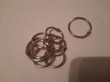 Кольца для ключей брелков итп в наличии только 9 штук