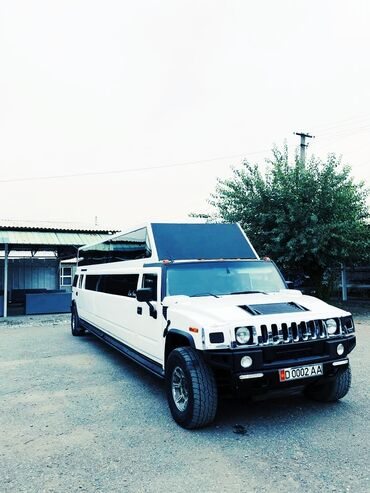 Hummer H2 0.6 л. 2003 | 130000 км
