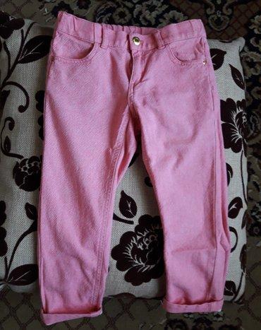 джинсы новые 500с, джин.бермуды 400с на 6-7-8л. рубашка в хорош.сост.1 в Лебединовка
