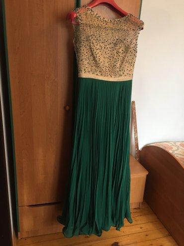 Вечернее платье одевала 1 раз, Турция, 38 размер в Бишкек