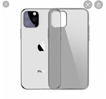 Hoco. Прозрачные темно прозрачные чехлы на iPhone 6/ 7/7+,8/8+,X,XS