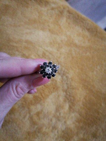 Ostalo - Kovacica: Prsten prelep, srebro