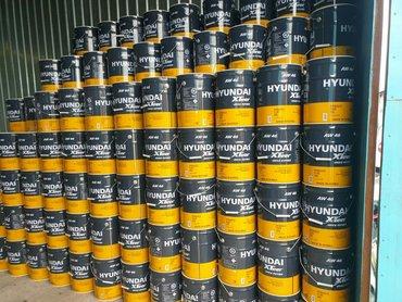 Гидравлическое масло HYUNDAI