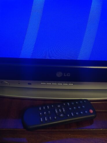 телевизор lg чёрный в Кыргызстан: Продаю телевизор LG, почти не пользовались, цена 1500 сом