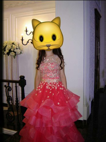 платье трансформер на выпускной в Кыргызстан: Продаю шикарное платье трансформер,разм. 44, тел
