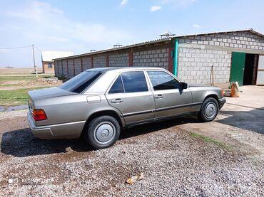 двигатель мерседес 124 2 3 бензин в Кыргызстан: Mercedes-Benz W124 2.3 л. 1988