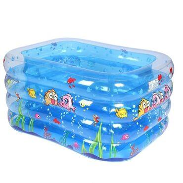 Intex hovuz baseynYalnız bizdə 75 sm hündürlüyü olan içərisi ortapedik