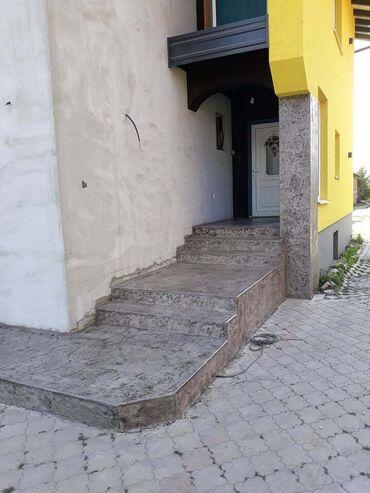 Mesalica za beton - Srbija: Štampani beton je arhitektonski beton koji služi za oblaganje površina