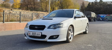 bentley azure 6 75 twin turbo в Кыргызстан: Subaru Legacy 2 л. 2003