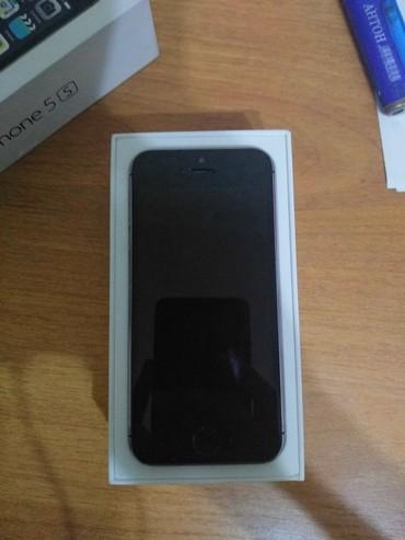 Айфон 5с ,все работает, цену сброшу в Бишкек