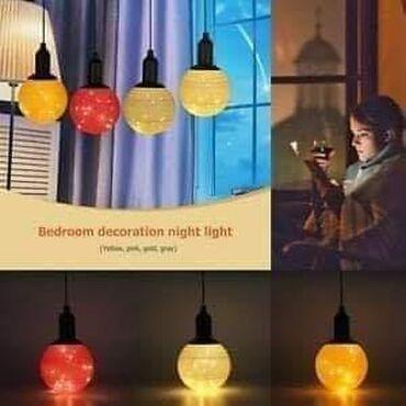 Dekorativna viseca lampa EkstraSamo 1050 dinara.Porucite odmah u Inbox