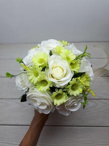 Свадебный букет невесты Цветы искусственные Пишите на вотсап скину
