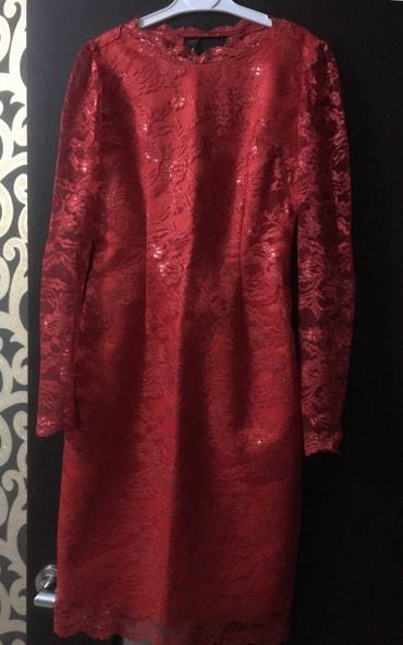 платье футляр большого размера в Кыргызстан: Продам платье футляр 42 размер,сидит идеальноцена 800с