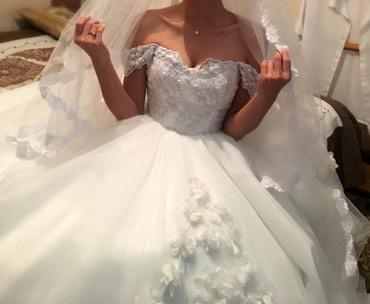Продаю или сдаю на прокат свадебное в Бишкек