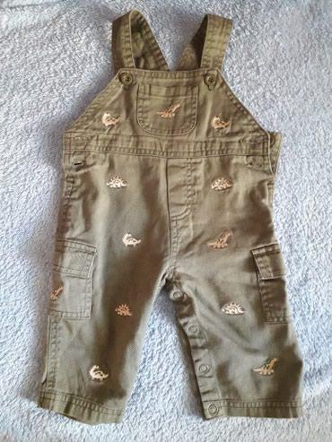 Pantalone tregerice, velicina 6-9 meseci. Super ocuvane bez ikakvih - Nis