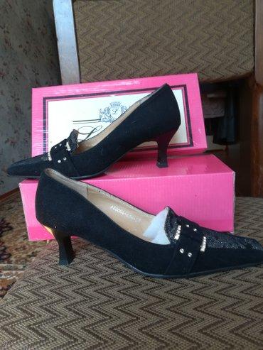 Туфли черные размер 37 в Бишкек