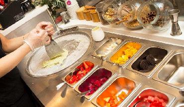 gul-ekmek-ucun-qablar - Azərbaycan: Son illerin en trend biznesi olan Tayland dondurma aparatlarin