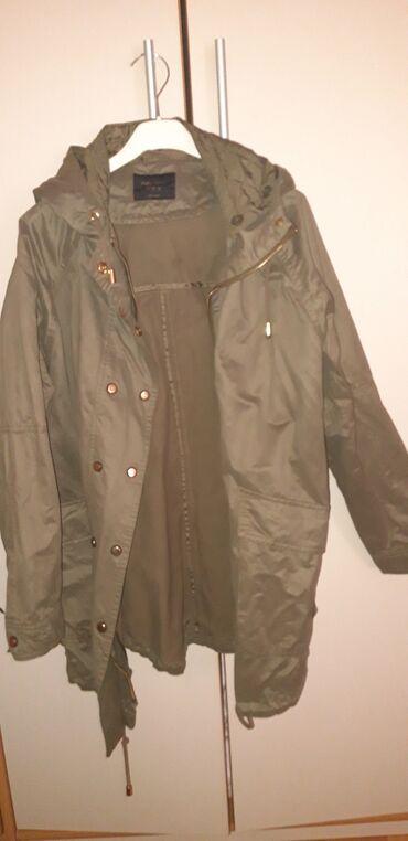Asus j103 - Srbija: Nova jakna,za leto-jesen,prelepo stoji,kupljena u Svajcarskoj,vel.M