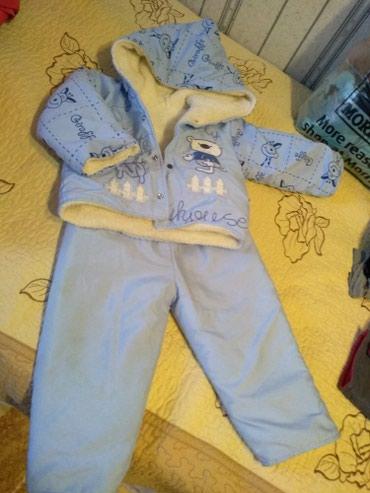 детский костюм для мальчика в Кыргызстан: Продаю детский костюм на мальчика,осень-весна,до 1 -1,5 года в
