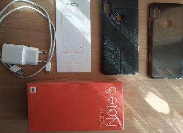 Б/у Xiaomi Redmi Note 5 64 ГБ Черный