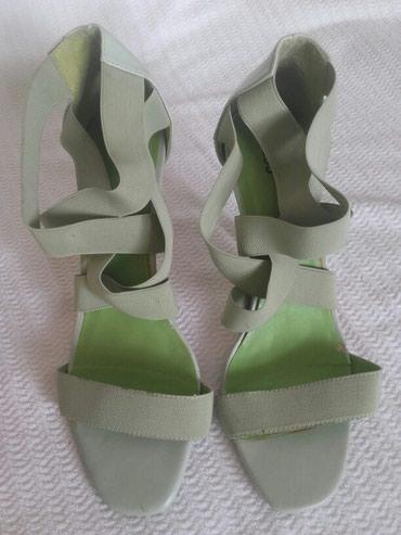 Sandale mint zelene - Belgrade