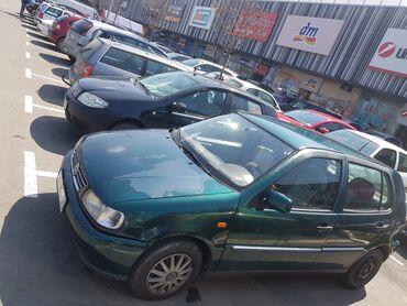 Vozila - Srbija: Volkswagen Golf 1.1 l. 1997 | 23455 km