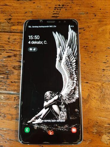 samsung a8 2018 qiymeti - Azərbaycan: İşlənmiş Samsung Galaxy A8 Plus 2018 64 GB bənövşəyi