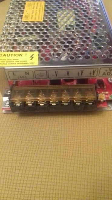 Bakı şəhərində Adaptorlar-şəkildə volt amperajları var- şəkil 5