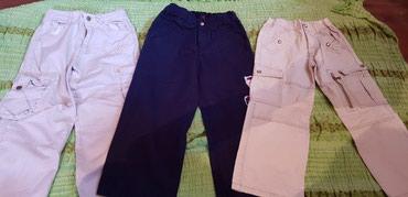 Skafander 6 - Pozarevac: Decije pantalone,uzrast 5-6 god. cena je po komadu