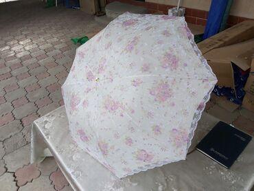 Другие аксессуары в Кыргызстан: Летние зонты от солнца. Ткань двойная. Внутренняя часть защищает от