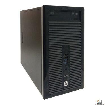 HP на Intel Core i5-4460 ProDesk 400 G1 MT  Конфигурация:  -Процессор