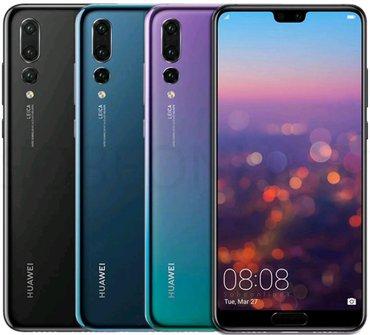 "Huawei P20 Lite 32GB/4GB DualSim 5.8"" Black, Blue, Pink - in Baglung"