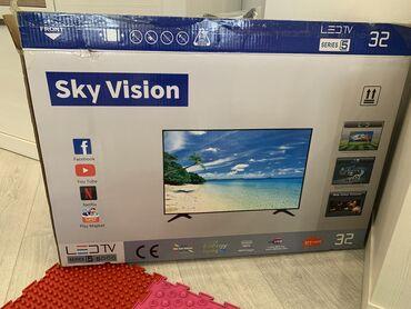 Новый телевизор  Андроид  WiFi Смарт  Продаю так как подарили второй Т