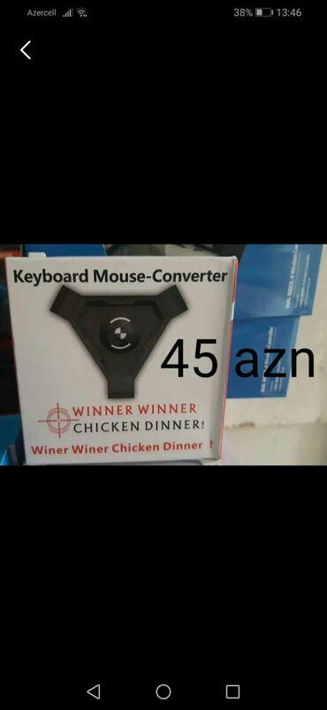 midi keyboard - Azərbaycan: Keyboard mouse converter qiymət 45 AZN.Çatdırılma ödənişlidir