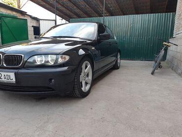 bmw kaplja в Кыргызстан: BMW 325 2.5 л. 2003 | 240000 км