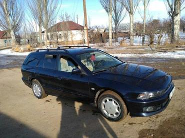 Продаю митсубиси Галант год 2003 об 2 в Бишкек