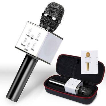Mikrofonlar - Azərbaycan: Mikrofonlar