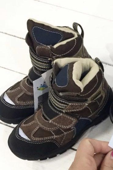 Зимние ботиночки Германия ,б/у, не в Бишкек