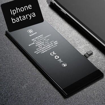 6s-qutusu - Azərbaycan: Iphone 6S Plus Bataryaların Temiri/Satışı