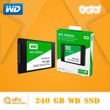 Brand : Western Digital (WD)Model: Green PowerTəyinat: Pc &