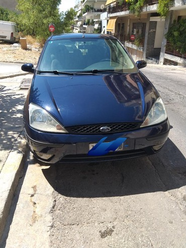 Ford Focus 2002 σε Αθήνα