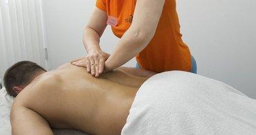 Спортивный массаж  в Бишкек
