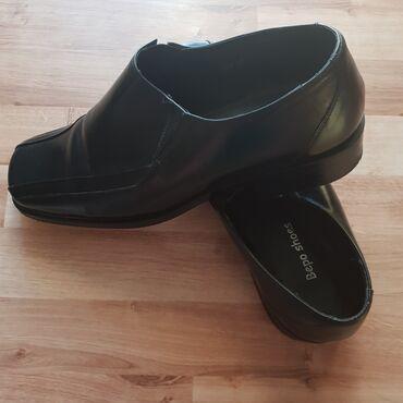 Muske kozne torbice - Srbija: Muske kozne cipele Velicina 45